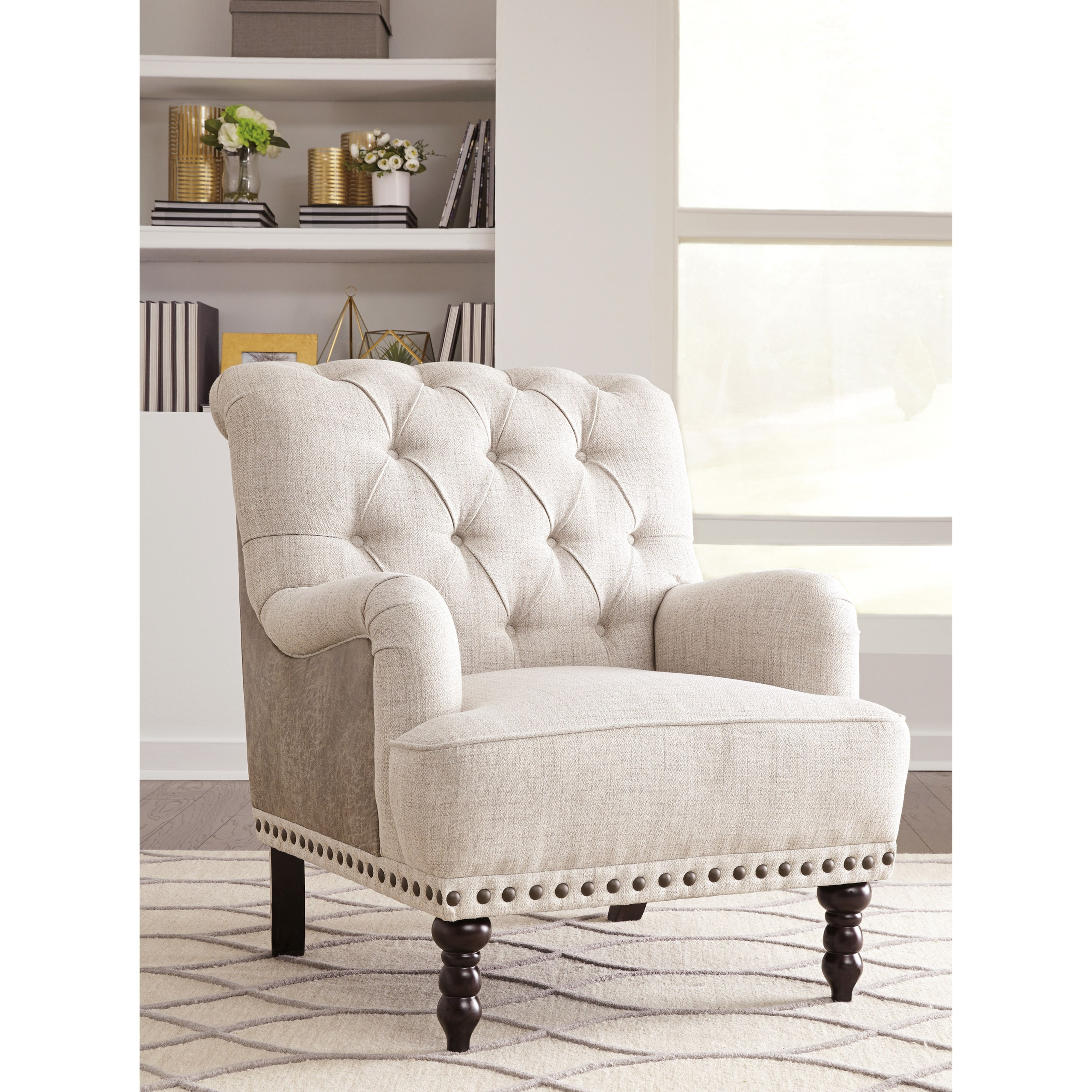 1050160 Ashley Furniture Kexlor Living Room Accent Chair: Signature Design By Ashley Tartonelle A3000053 Traditional