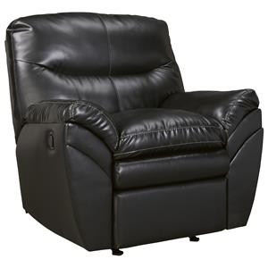 Signature Design by Ashley Furniture Tassler DuraBlend® Rocker Recliner