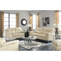 Signature Design by Ashley Tensas Living Room Group - Item Number: 39602 Living Room Group 2