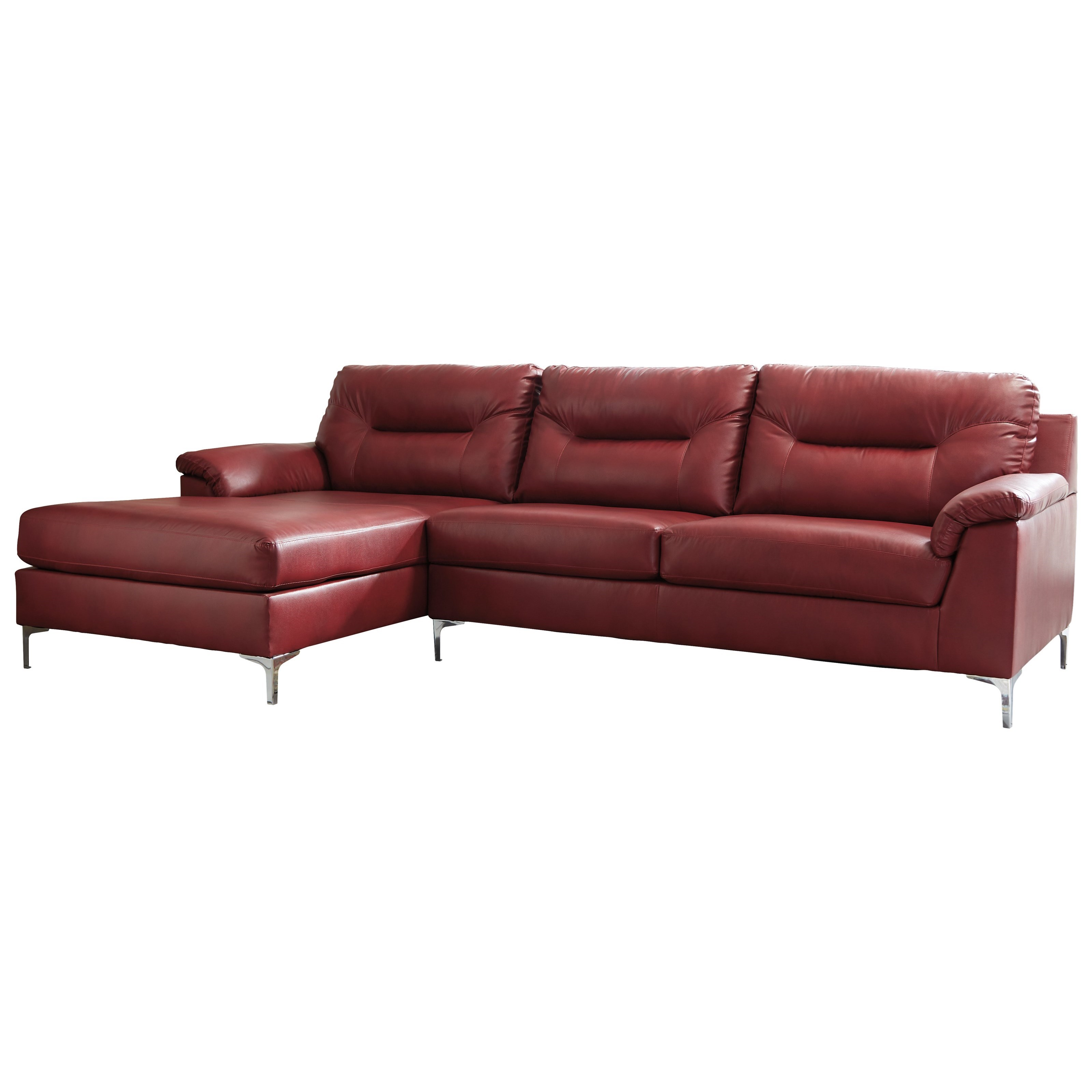 Signature Design by Ashley Tensas Sectional - Item Number: 3960316+67