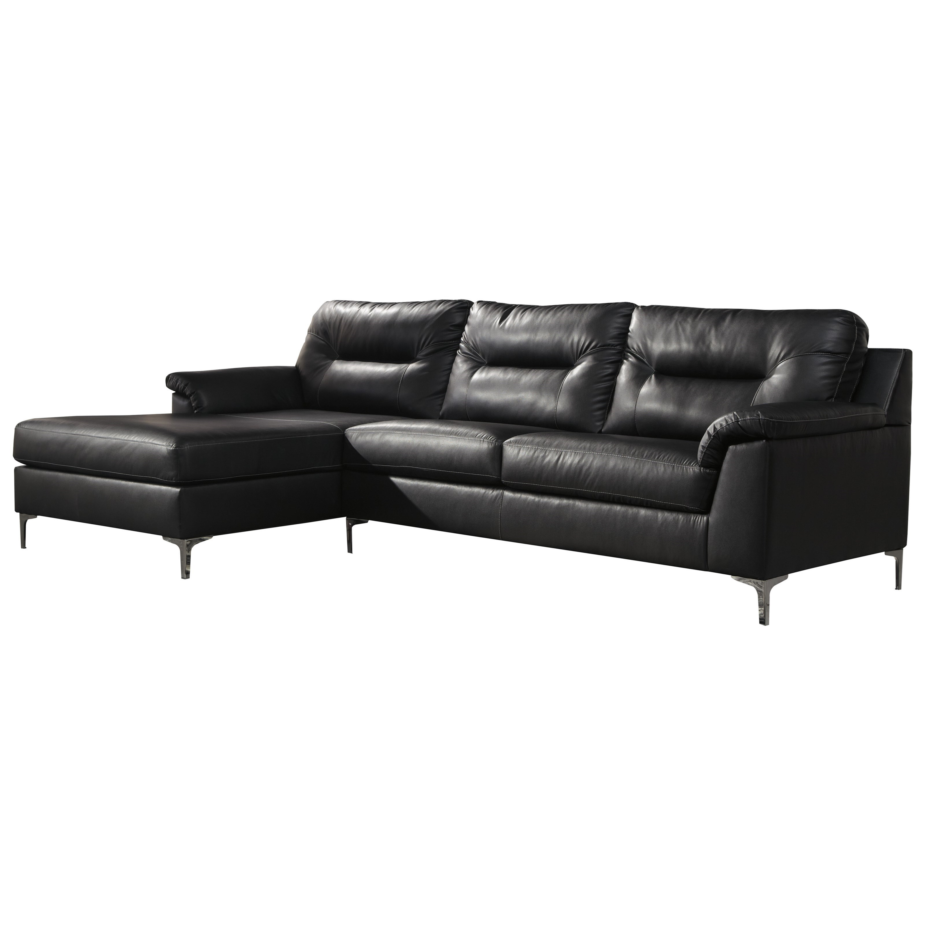 Signature Design by Ashley Tensas Sectional - Item Number: 3960416+67