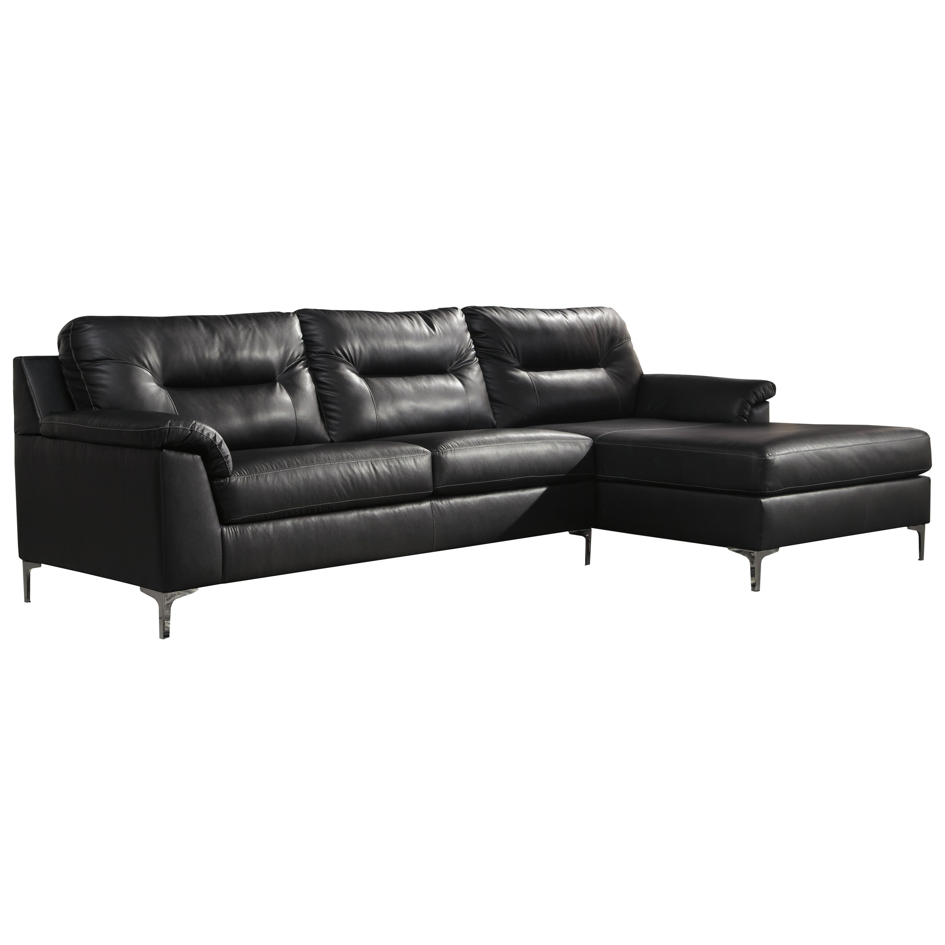 Signature Design by Ashley Tensas Sectional - Item Number: 3960466+17