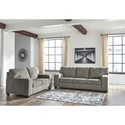 Signature Design by Ashley Termoli Stationary Living Room Group - Item Number: 72706 Living Room Group 1