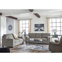 Signature Design by Ashley Termoli Stationary Living Room Group - Item Number: 72706 Living Room Group 2