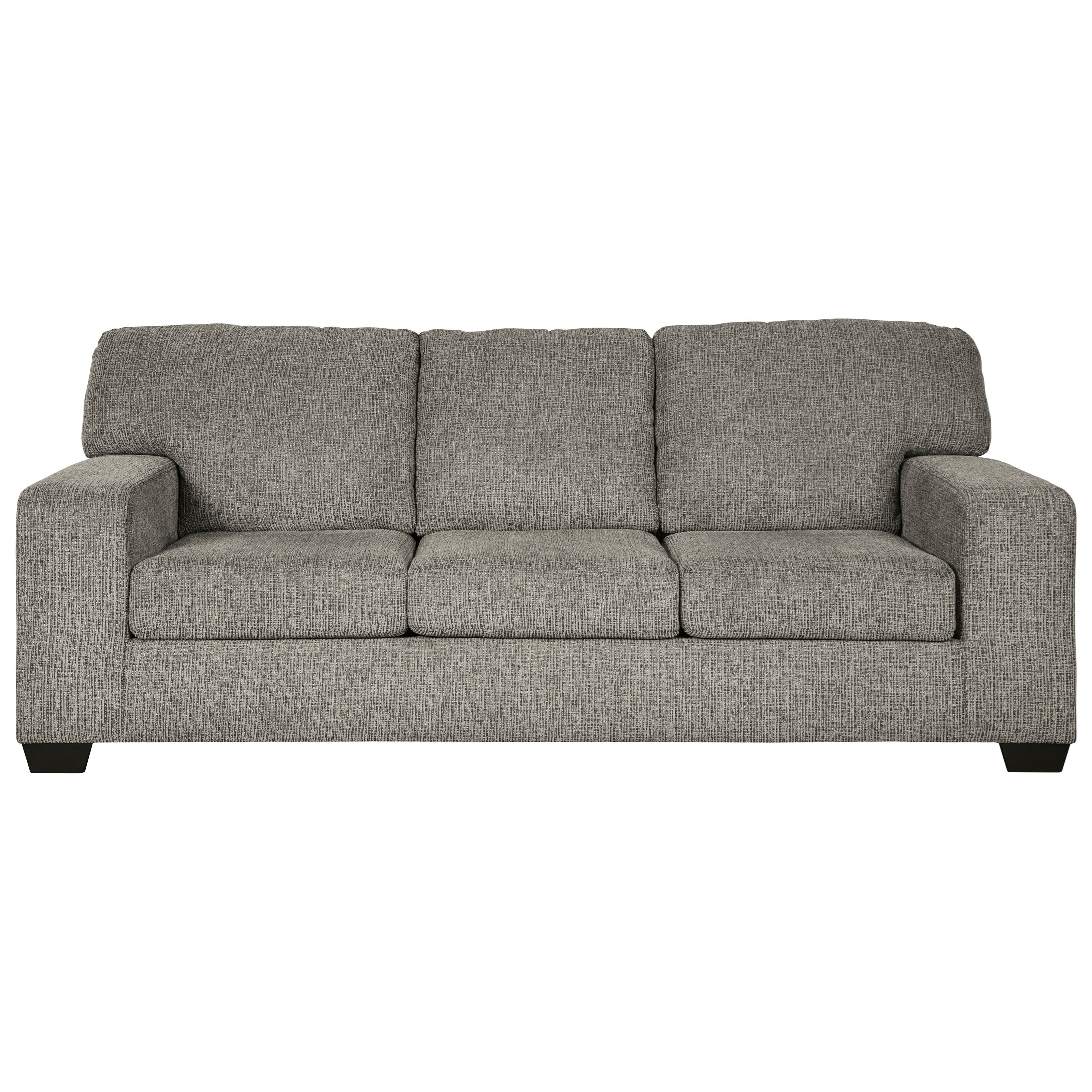 Cool Termoli Contemporary Queen Sofa Sleeper With Track Arms Memory Foam Mattress By Signature Design By Ashley At Sam Levitz Furniture Home Interior And Landscaping Ologienasavecom