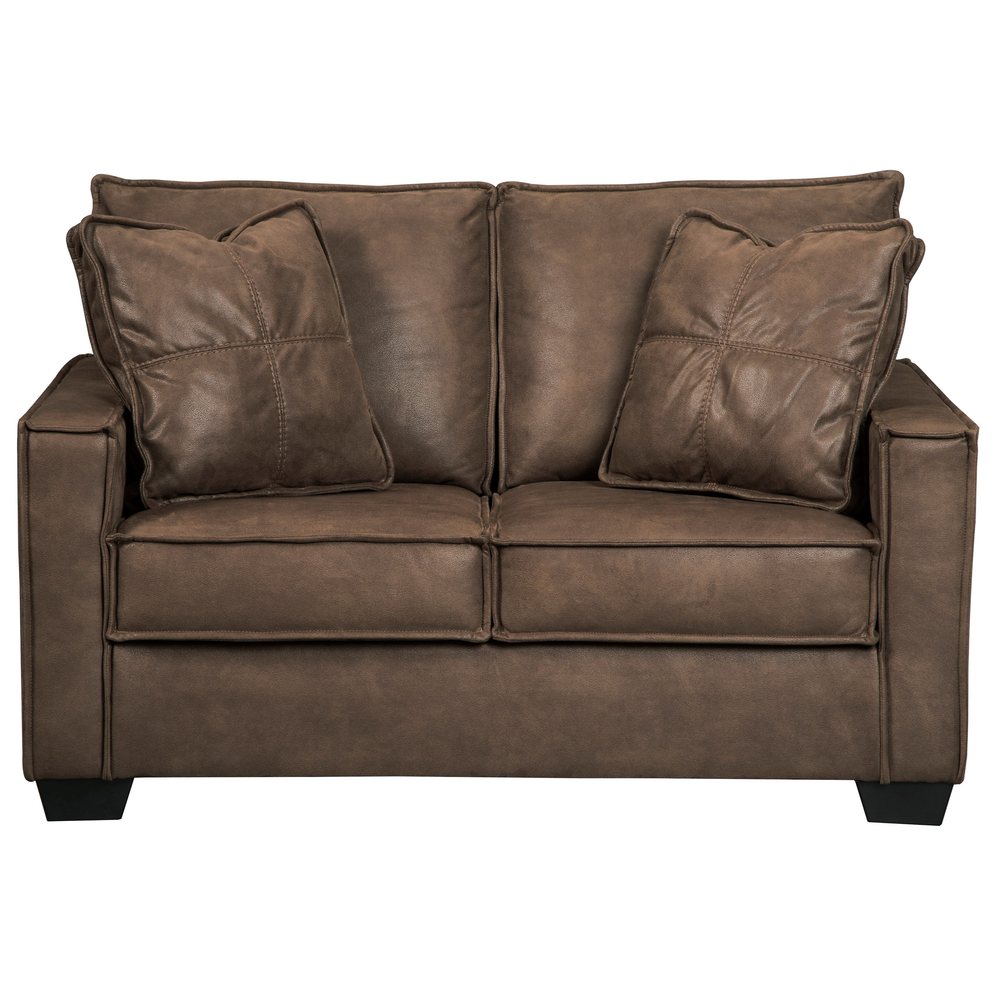Ashley Furniture Signature Collection: Signature Design By Ashley Terrington 9290335 Faux Leather