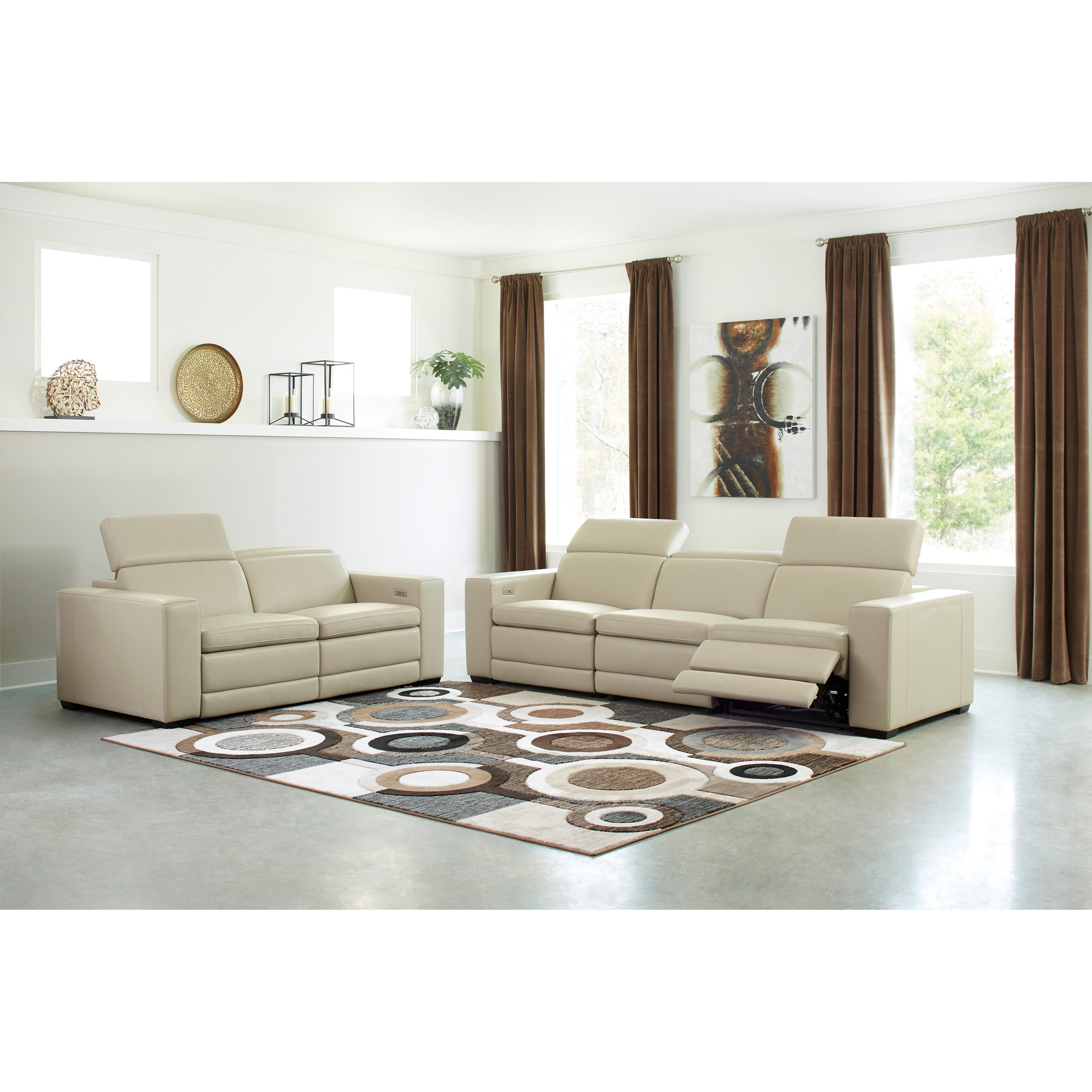 Texline Power Reclining Living Room Group by Signature Design by Ashley at Beck's Furniture