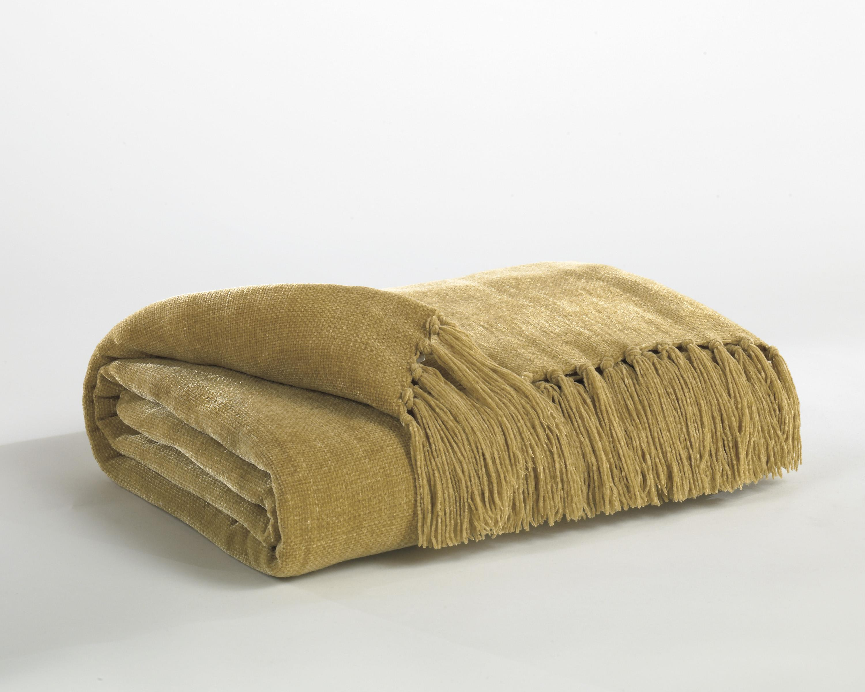 Signature Design by Ashley Throws Revere - Bronze Throw - Item Number: A1000030T