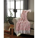Signature Design by Ashley Throws Cassbab - Coral Throw