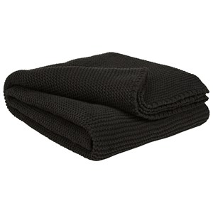 Eleta Black Throw