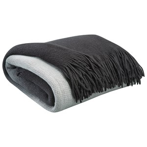 Signature Design by Ashley Throws Danyl - Black/Gray Throw