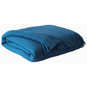 Signature Design by Ashley Throws Shiloh - Teal Throw