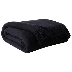 Signature Design by Ashley Throws Shiloh - Black Throw