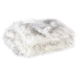 Signature Design by Ashley Throws Calisa White Throw