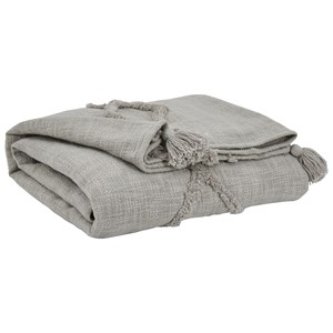 Kassidy Gray Throw