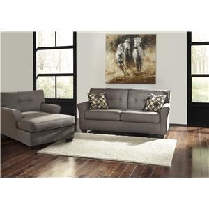 Signature Design by Ashley Wright 2-Piece Sofa & Chaise