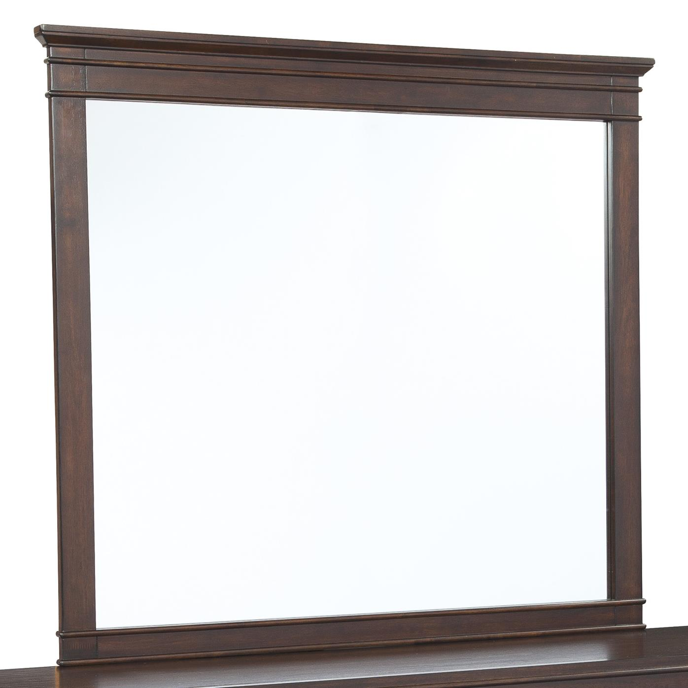 Signature Design by Ashley Timbol Bedroom Mirror - Item Number: B508-36