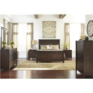 Signature Design by Ashley Furniture Timbol Queen Bedroom Group