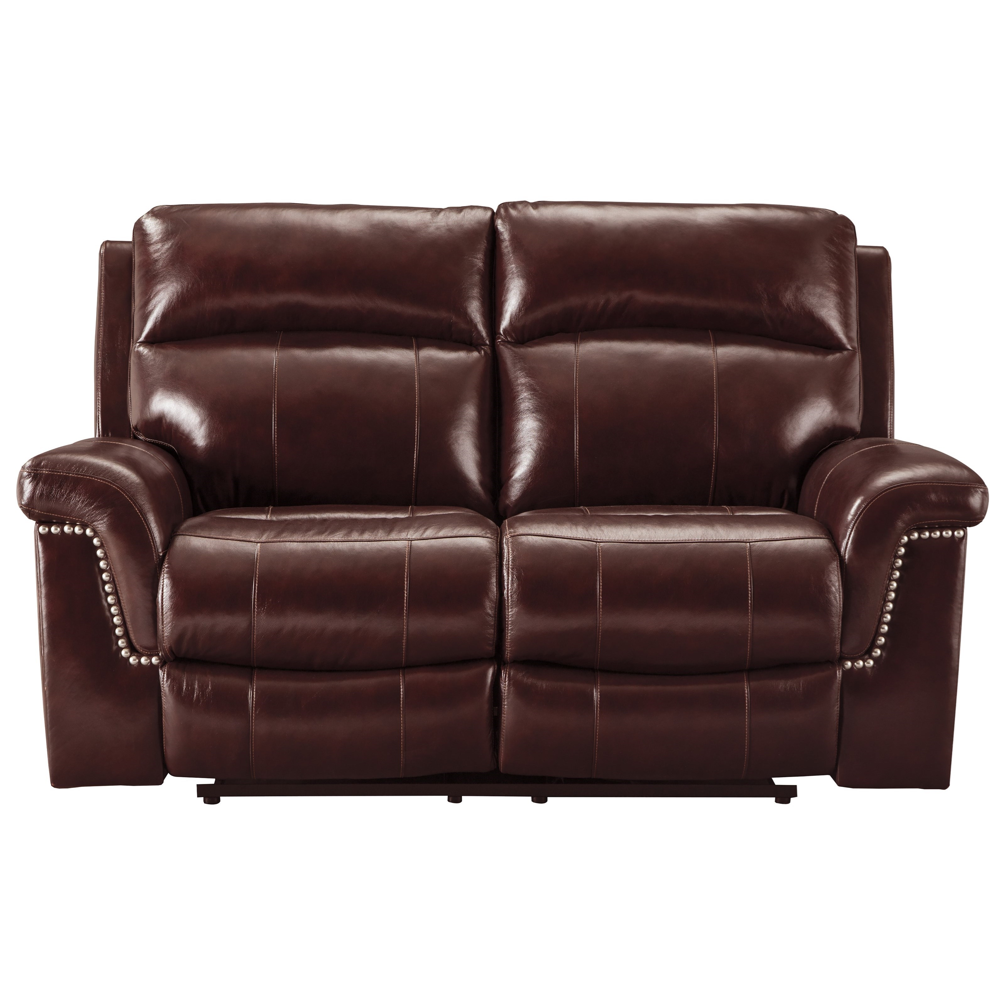 Signature Design by Ashley Timmons Power Reclining Loveseat - Item Number: 7450114