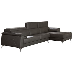 Signature Design by Ashley Tindell 2 Piece Sectional