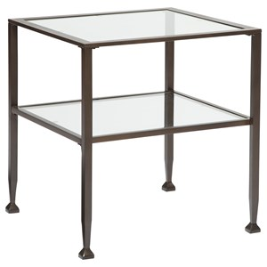 Signature Design by Ashley Tivion Rectangular End Table