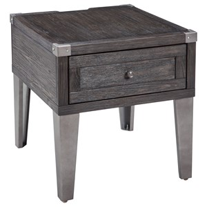 Signature Design by Ashley Todoe Rectangular End Table