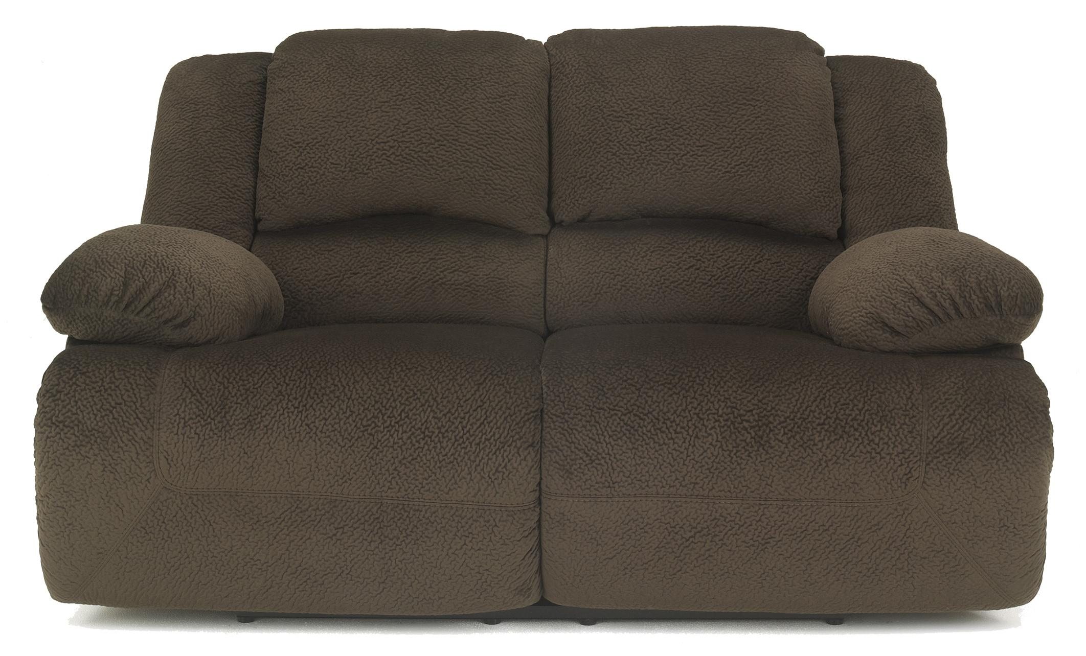 Signature Design by Ashley Toletta - Chocolate Reclining Power Loveseat - Item Number: 5670174