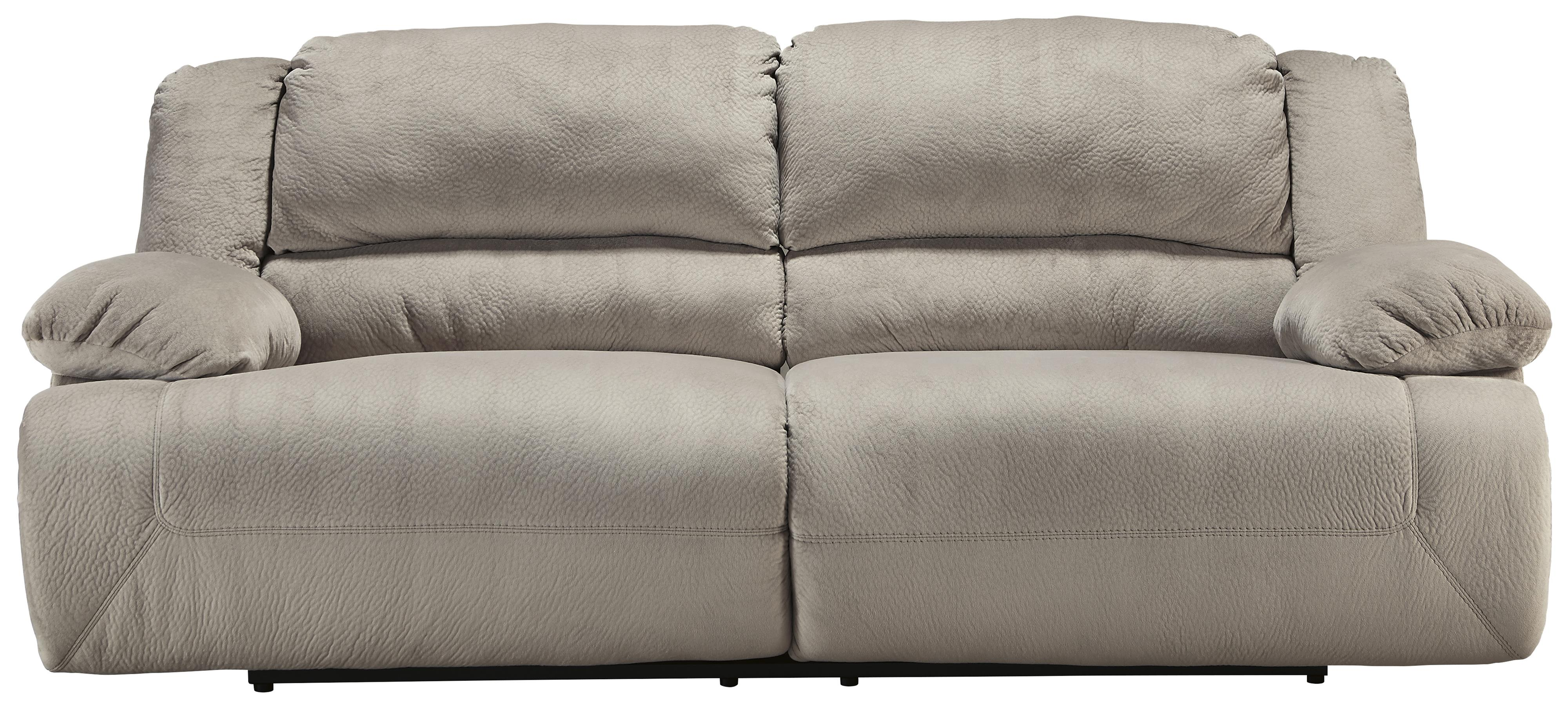 Signature Design by Ashley Toletta - Granite 2 Seat Reclining Power Sofa - Item Number: 5670347