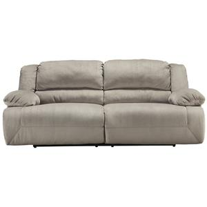 Signature Design by Ashley Toletta - Granite 2 Seat Reclining Power Sofa