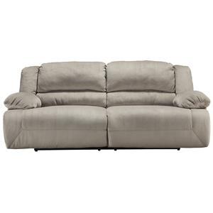 Ashley Signature Design Toletta - Granite 2 Seat Reclining Sofa