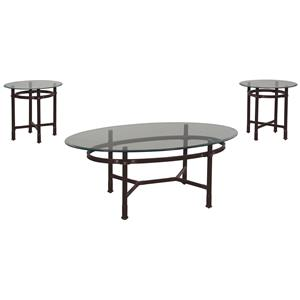 Signature Design by Ashley Torgin Occasional Table Set