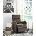 Signature Design by Ashley Torrox Contemporary Wall Power Recliner