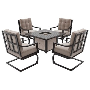 5 Piece Conversation Set