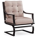 Signature Design by Ashley Town Court Set of 4 Spring Lounge Chairs - Item Number: P436-821