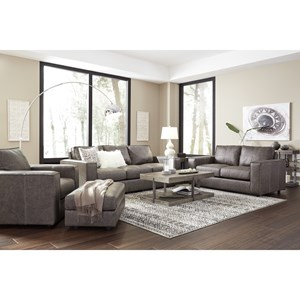 Signature Design by Ashley Trembolt Living Room Group