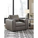Signature Design by Ashley Trembolt Contemporary Upholstered Chair