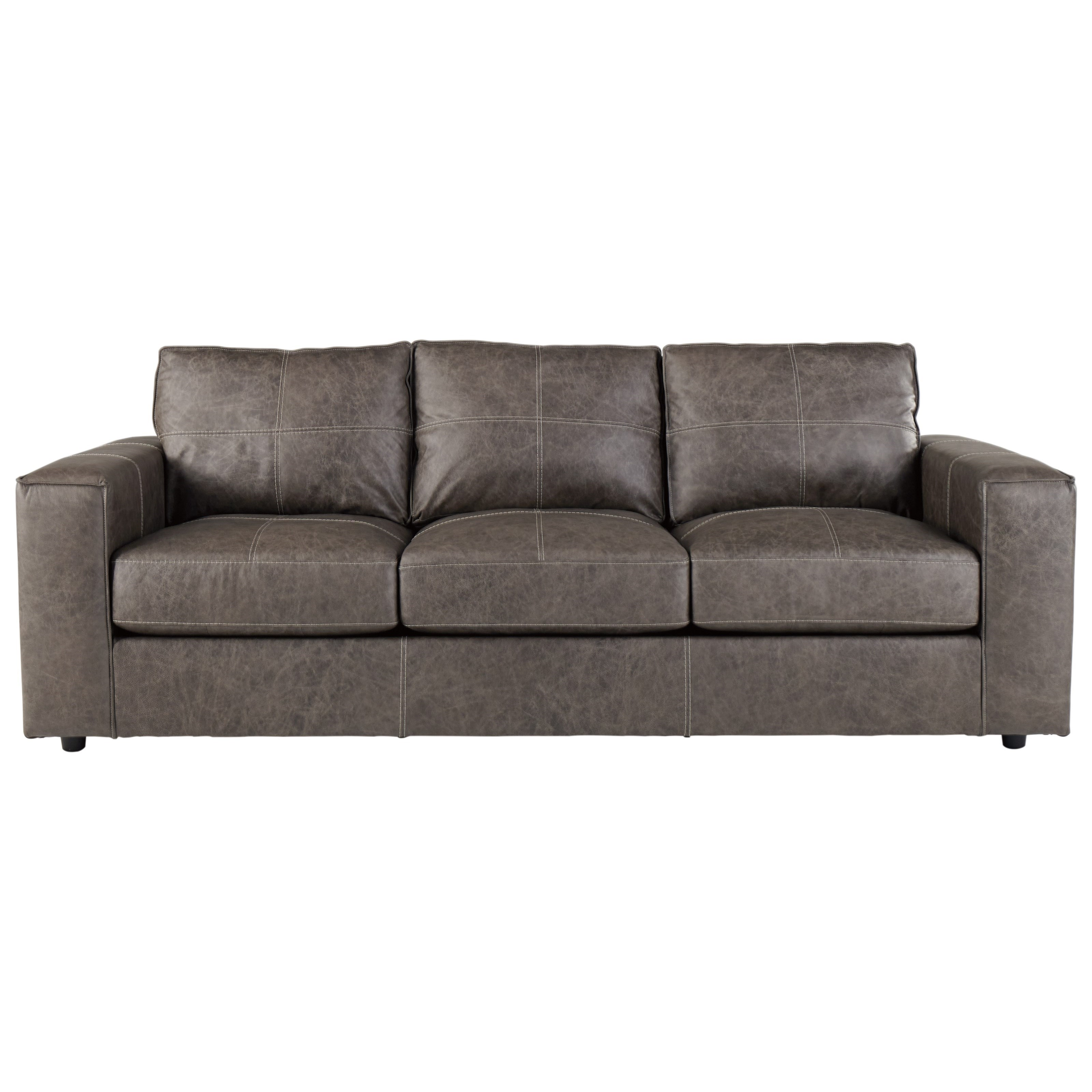 Signature Furniture By Ashley: Signature Design By Ashley Trembolt Contemporary Sofa