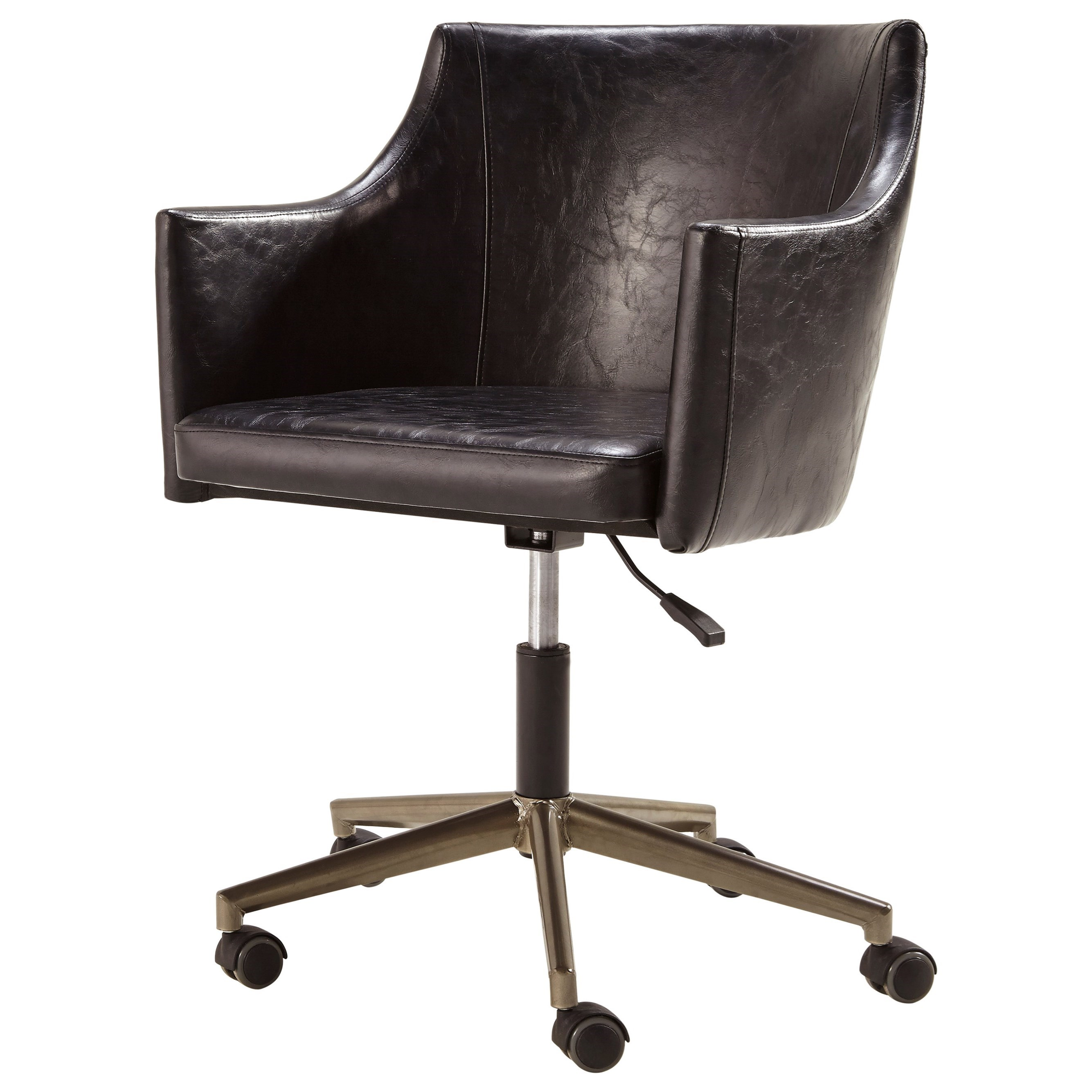 Signature Design by Ashley Tremile Home Office Desk Chair - Item Number: H698-01A