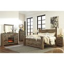 Ashley (Signature Design) Trinell King Bedroom Group - Item Number: B446 K Bedroom Group 9