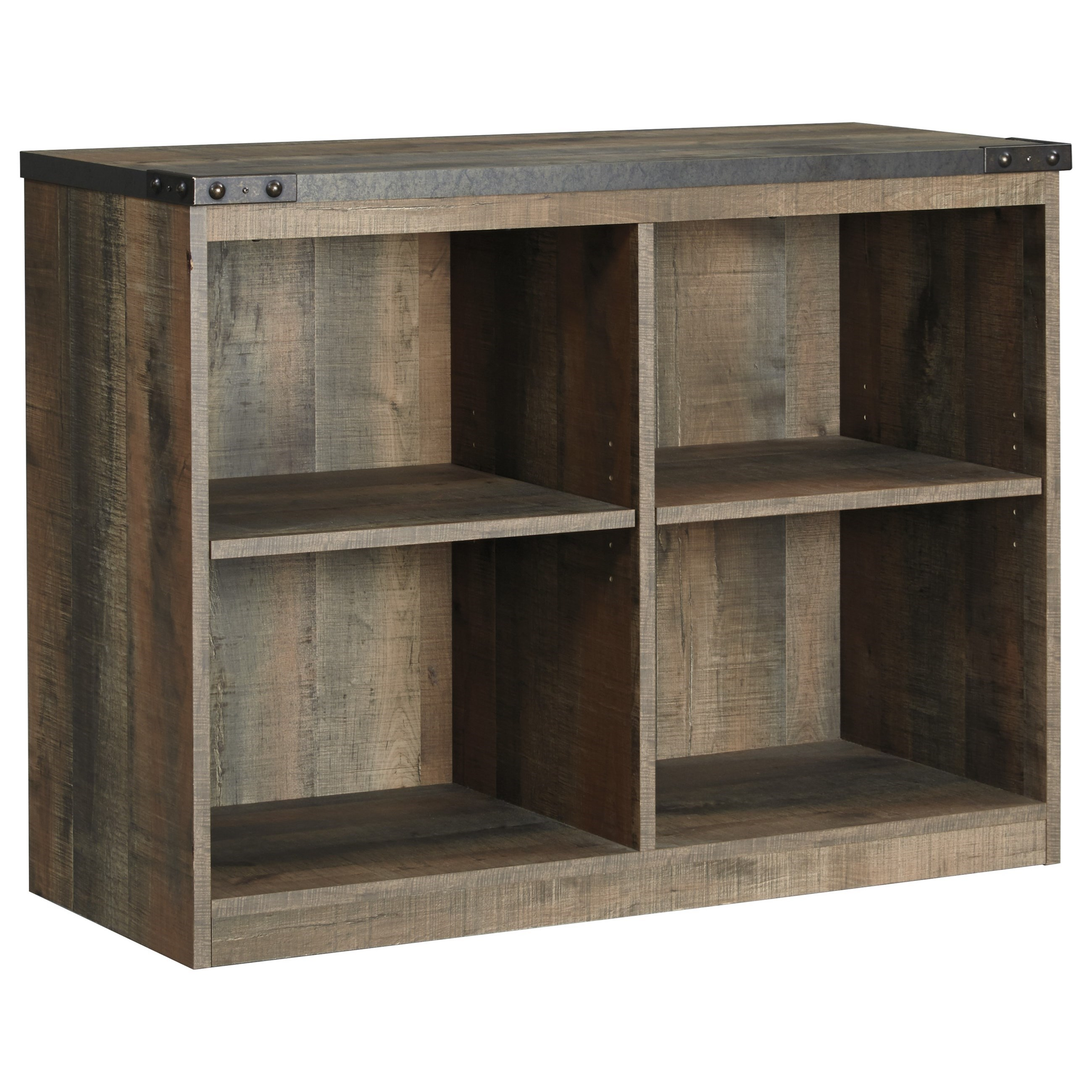 Trinell Loft Bookcase by Signature Design by Ashley at Beck's Furniture