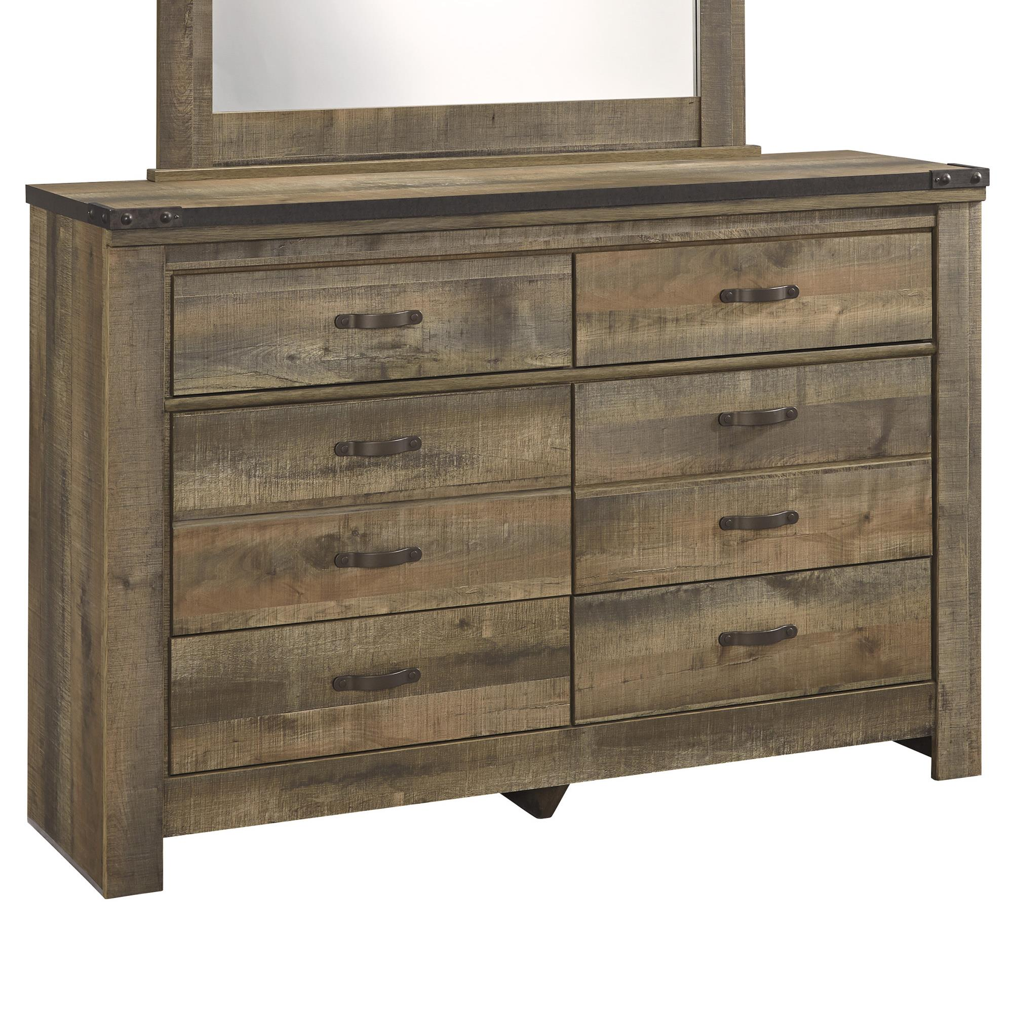 Signature Design by Ashley Trinell Youth Dresser - Item Number: B446-21