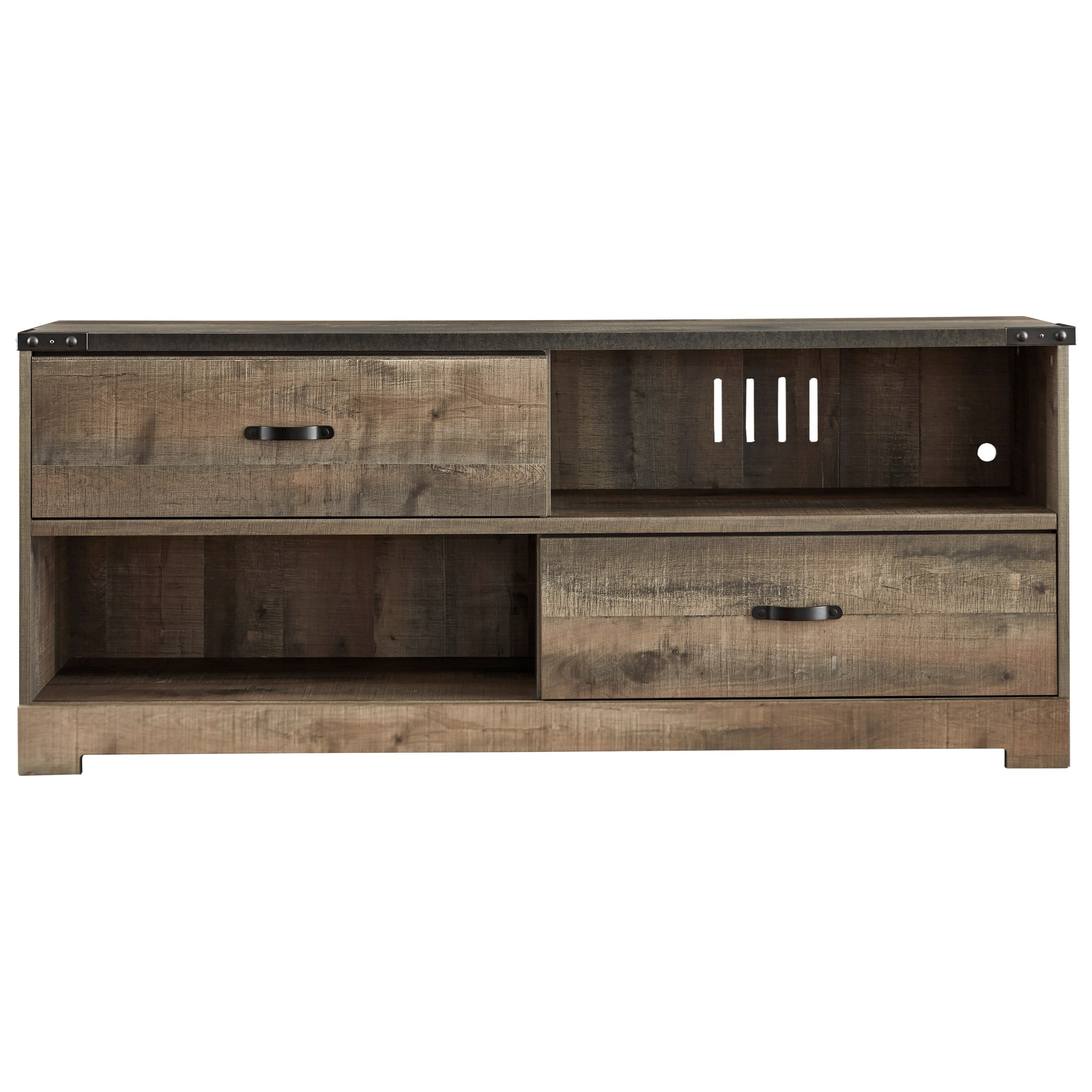 """Trinell Trinell 60"""" TV Stand by Ashley at Morris Home"""