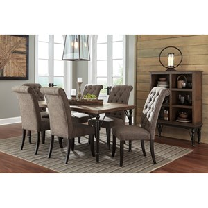 Signature Design by Ashley Tripton Casual Dining Room Group