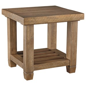 Signature Design by Ashley Trishley Rectangular End Table