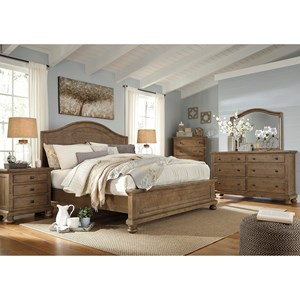 Signature Design by Ashley Trishley Queen Bedroom Group