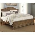 Ashley (Signature Design) Trishley California King Panel Bed - Item Number: B659-58+56+94