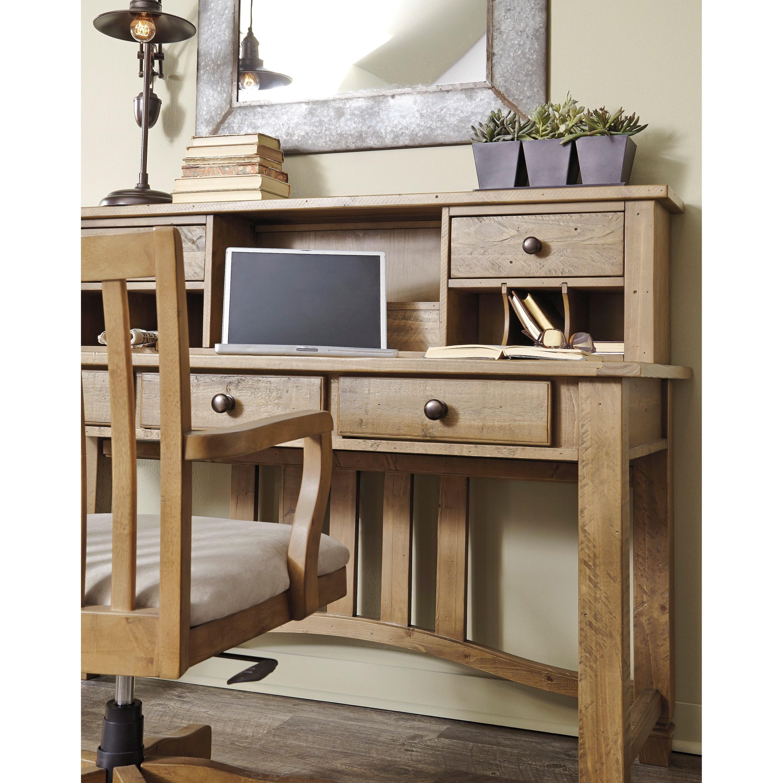 Signature Design by Ashley Trishley Desk u0026 Hutch - Olindeu0026#39;s Furniture - Desk u0026 Hutch Sets