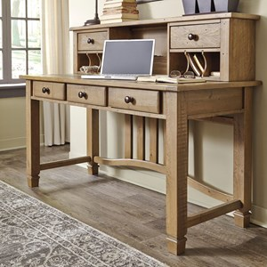 Signature Design by Ashley Trishley Desk & Hutch