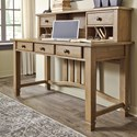 Signature Design by Ashley Trishley Desk & Hutch - Item Number: H659-27+48