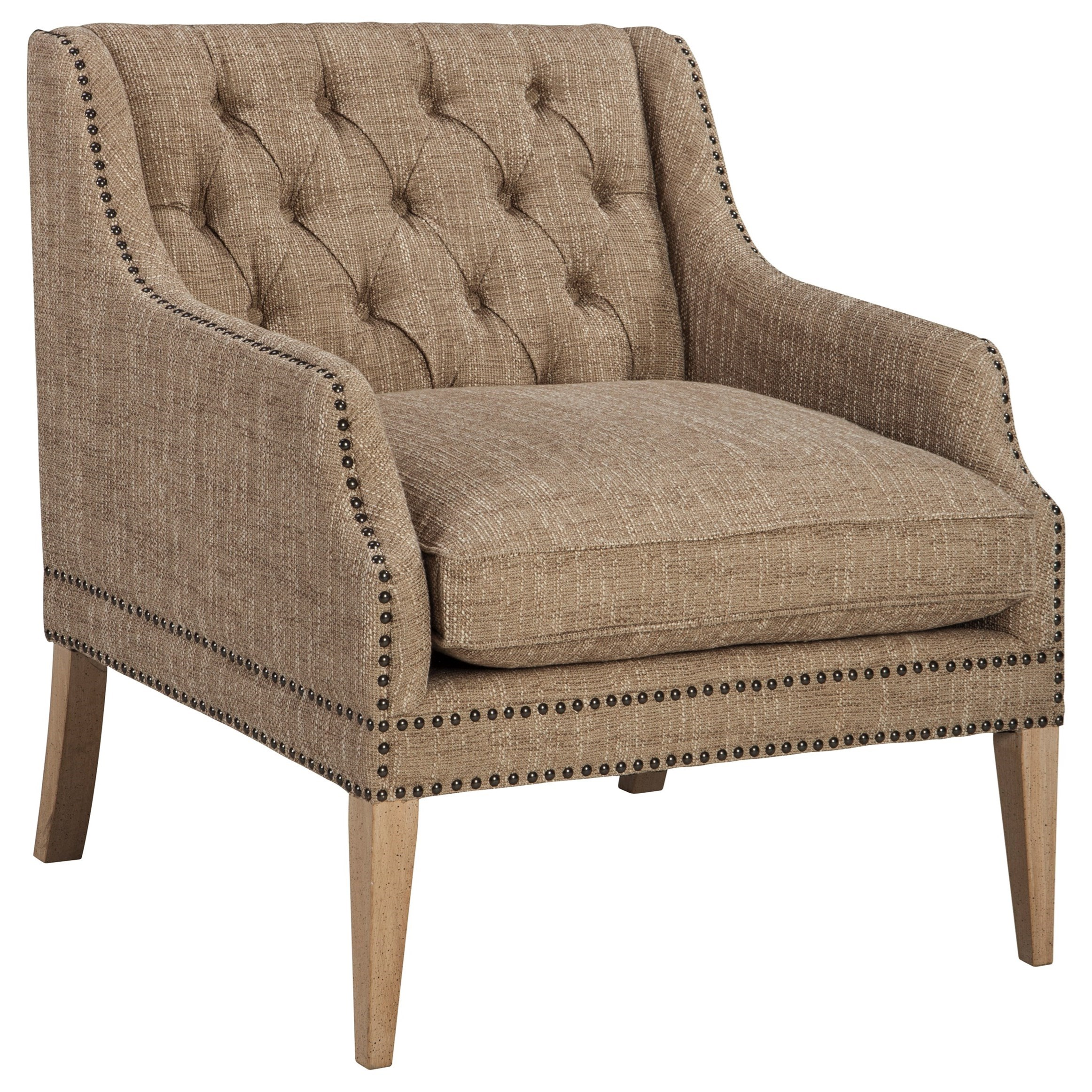 Signature Design by Ashley Trivia Accent Chair - Item Number: A3000025
